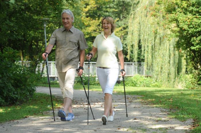 mit walken abnehmen